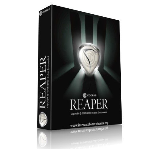 Cockos REAPER 4.13 64-bit 32-bit box