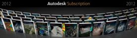 Autodesk Subscription 2012 MegaPack Multilanguage screenshot