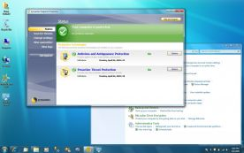 Symantec Endpoint Protection Small Business Edition 12.1 screenshot