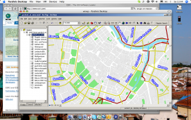 ESRI ArcGIS 10.0 screenshot