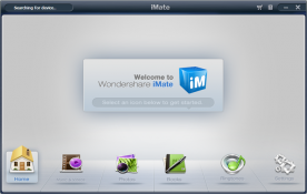 Wondershare iMate 1.0 screenshot