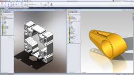 CAMWorks 2012 for Solidworks 2011-2012 screenshot