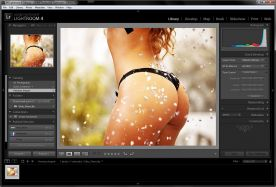 Adobe Photoshop Lightroom 4.0 screenshot