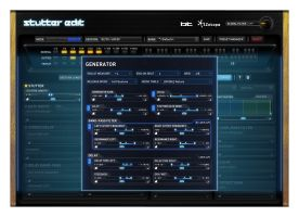 iZotope Stutter Edit 1.03 VST RTAS screenshot