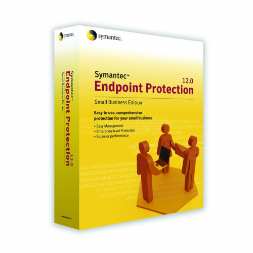 Symantec Endpoint Protection Small Business Edition 12.1.1000.157 box