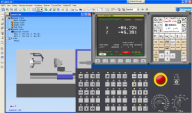 Nanjing Swansoft CNC Simulator 6.70 screenshot