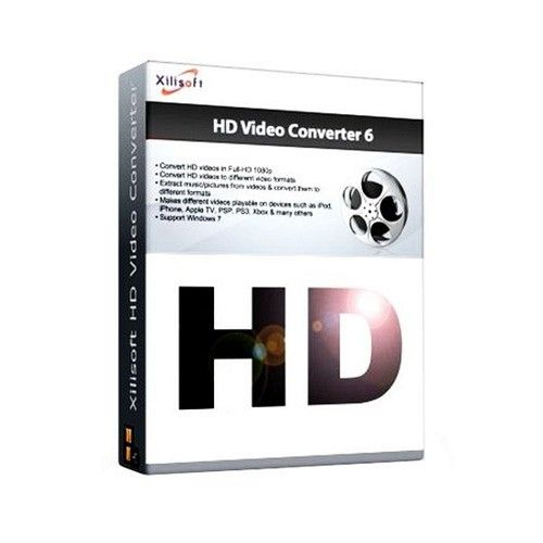Xilisoft HD Video Converter 7.8.8 box