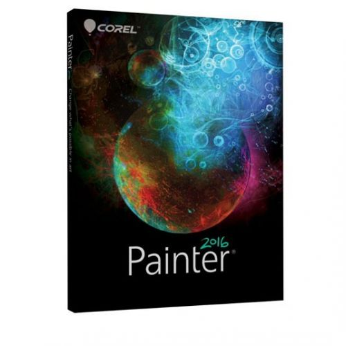 Corel Painter 2016 15.1.0.715 for Mac box