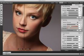 OnOneSoftware Perfect Photo Suite Premium 8.0.0 for Mac screenshot