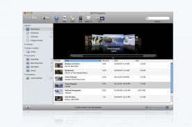 Elgato EyeTV 3.5 for Mac screenshot