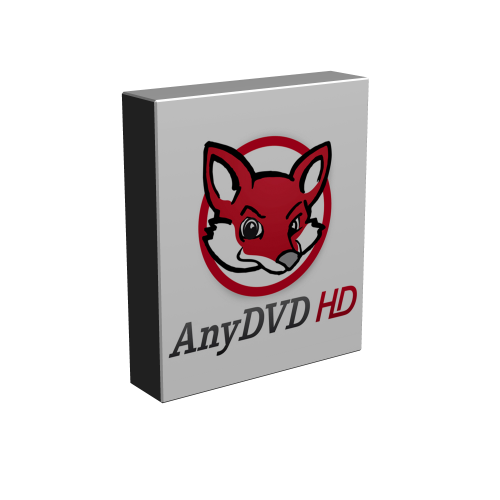 SlySoft AnyDVD HD 7.6.9.0 box