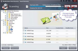Wondershare Data Recovery 3.0 screenshot