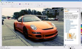 CorelDRAW Graphics Suite X6 16.0 x64 screenshot