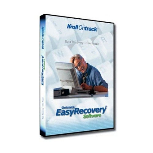 Ontrack EasyRecovery Pro 6.22 box