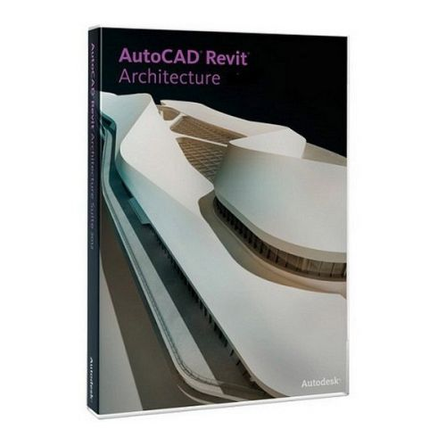 Autodesk Revit 2014 64-bit 32-bit box