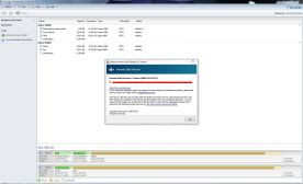 Acronis Disk Director Workstation 11.0 screenshot