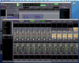 Harrison Mixbus 2.0 for Mac screenshot