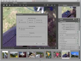 ArcSoft PhotoStudio Darkroom 2.0 screenshot