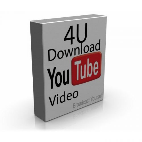 4U Download YouTube Video 4.9.2 box