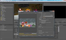 Adobe Premiere Pro CS5 5.0 screenshot export
