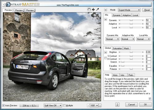 ContrastMaster for Adobe Photoshop 1.06 box