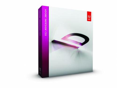 Adobe InDesign CS5.5 European 7.5 box