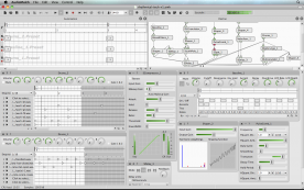 AudioMulch 2.1 screenshot