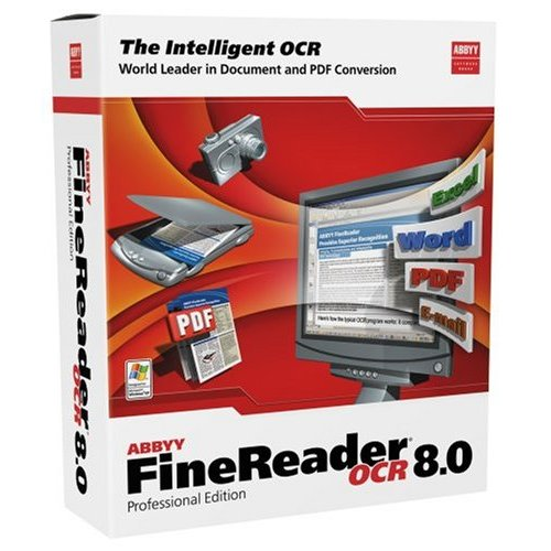 Abbyy FineReader 8.0.0.677 Professional Multilanguage