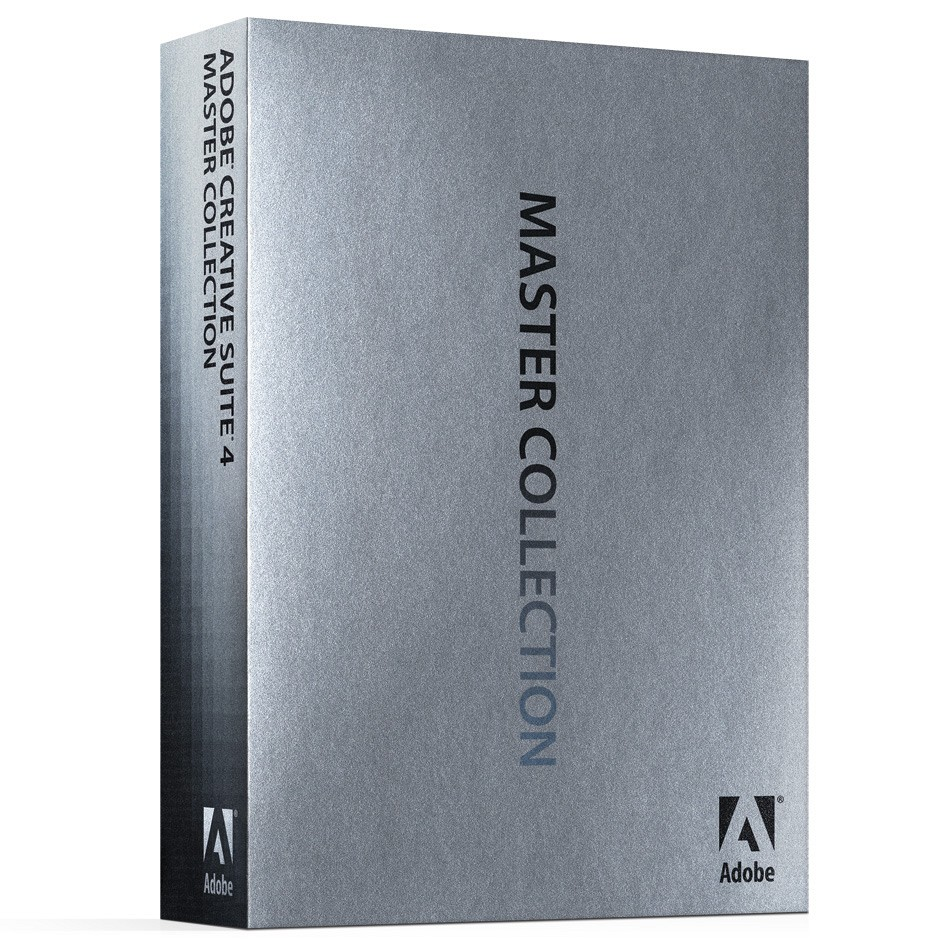 Can you still buy Adobe CS4 Master Collection software?