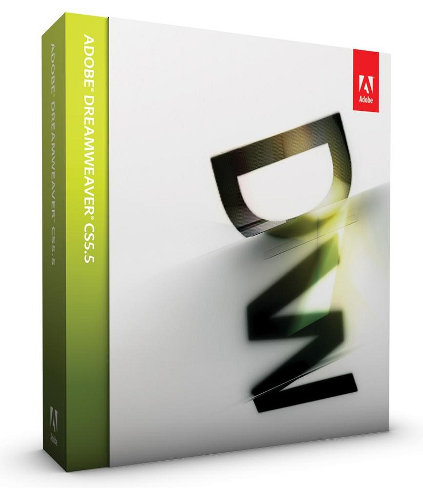 Adobe Dreamweaver CS5.5 11.5 European