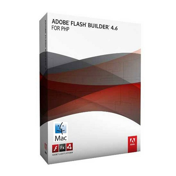 Adobe Flash Builder Premium 4 for Mac (1 cd)