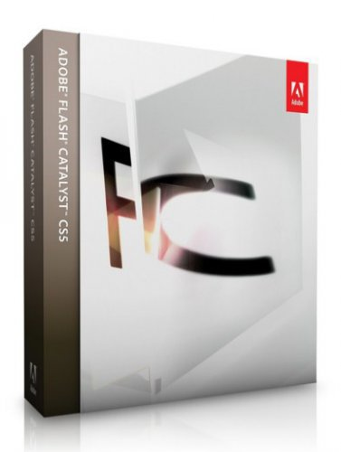 Adobe Flash Catalyst CS5 1.0 Multilanguage (1 cd)