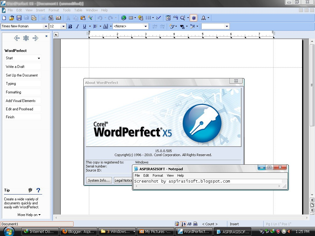 Wordperfect Office X6 Professional Edition Torrent