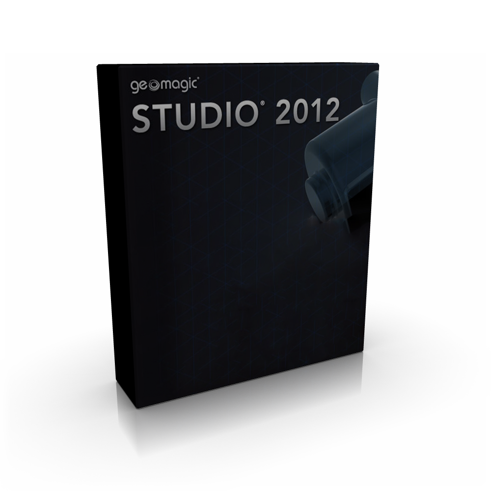Geomagic Studio 9.0 (1 cd)