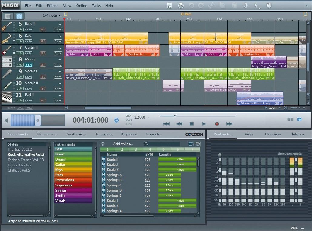 Magix Music Maker Mx