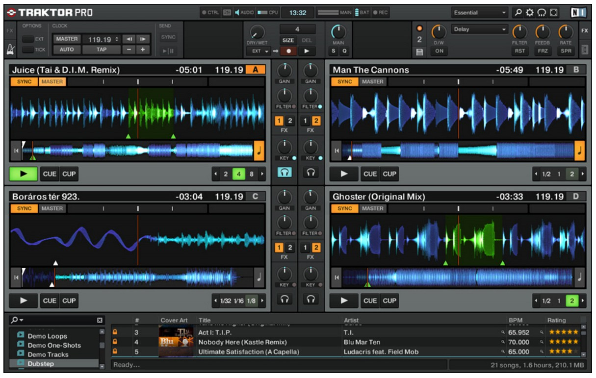traktor scratch pro 1 download