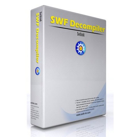 Sothink SWF Decompiler 7.2 Build 4842 (2014) + RePack by ADMIN CRACK + Port