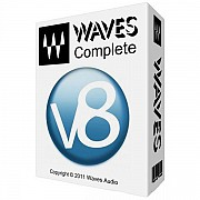 Waves Complete 8.0 box
