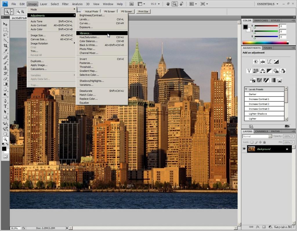 Adobe photoshop cs5 extended edition