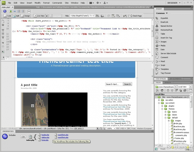 Use Dreamweaver with Adobe Online services