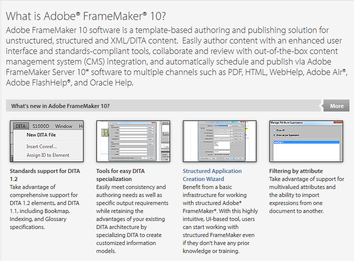 what is adobe framemaker