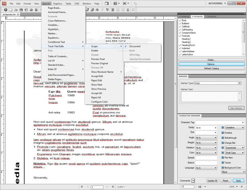 Buy Adobe FrameMaker Multilingual 10.0 download for Windows :: DOWN ...