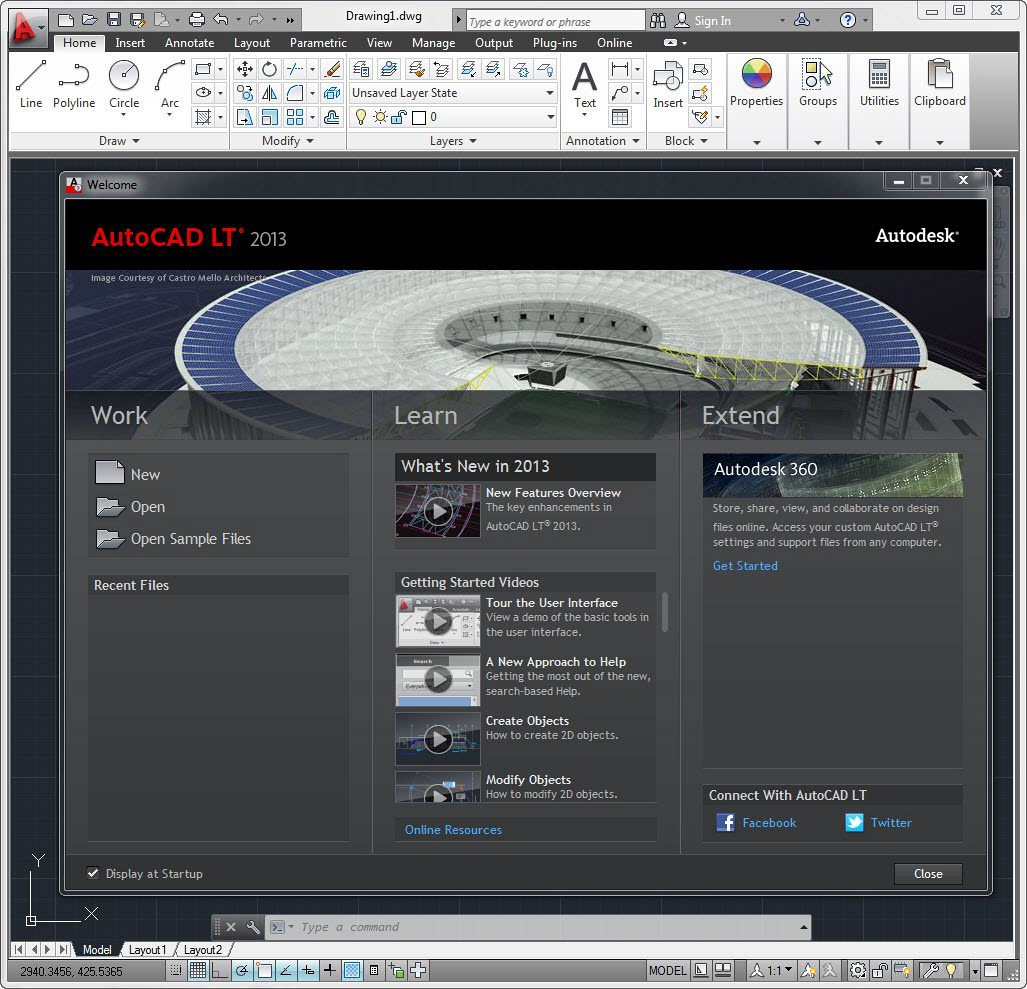 Buy Autodesk AutoCAD LT 2014 download for Windows :: DOWN CD