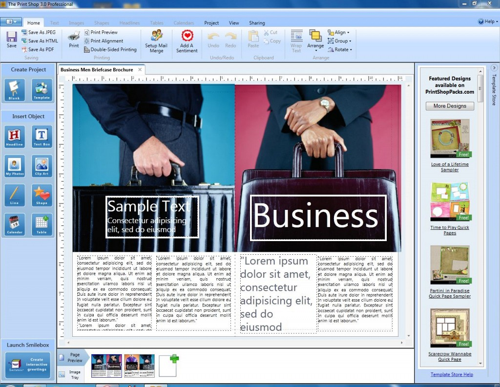 print shop pro software