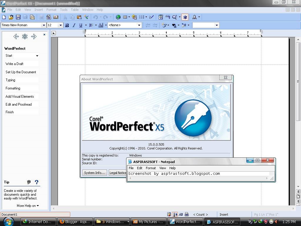 corel website creator x7 tutorial pdf