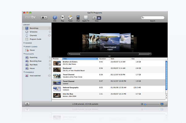 Buy EyeTV 3 6 9 for macOS download for macOS :: DOWN CD