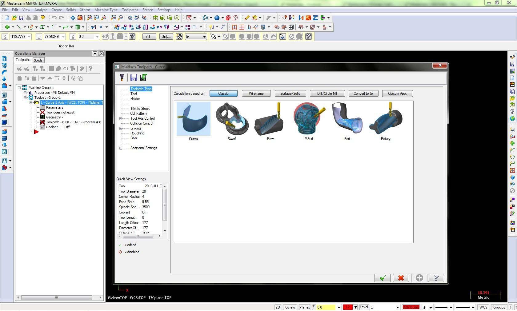 Buy MasterCAM X6 with MU1 64-bit download for Windows