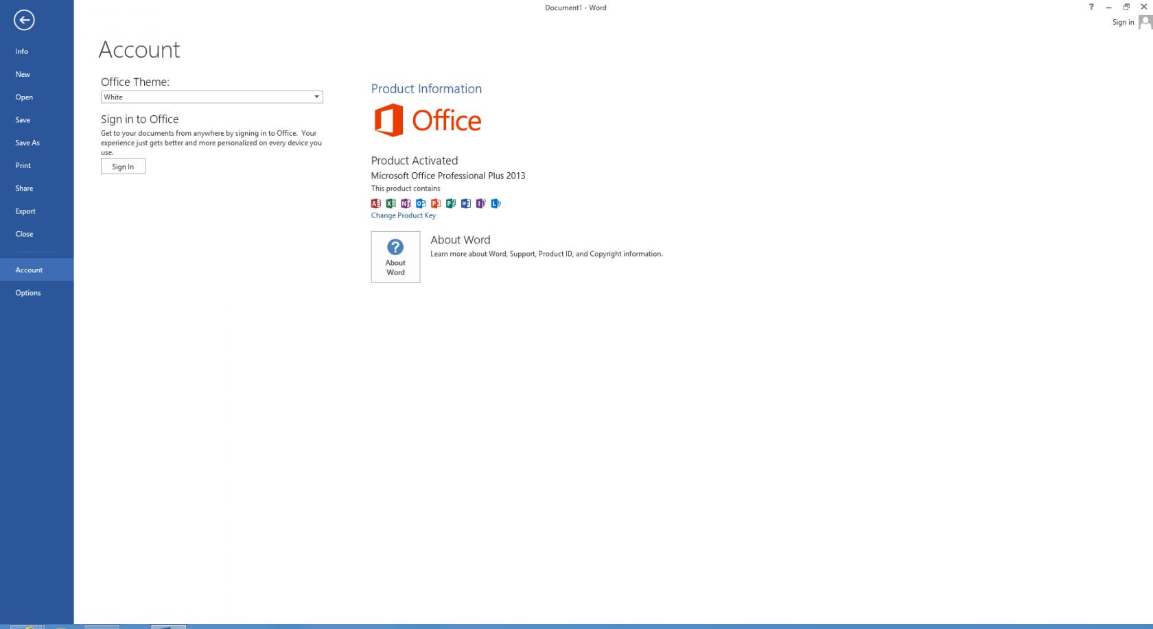 microsoft office professional 64 bit