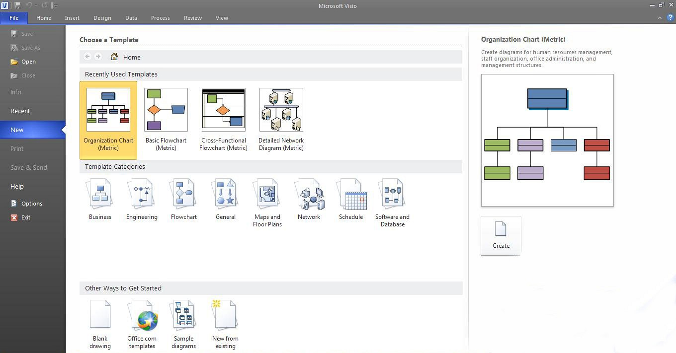 Buy Microsoft Visio 2010 Std Pro Premium With Sp1 Download For Windows    Down Cd