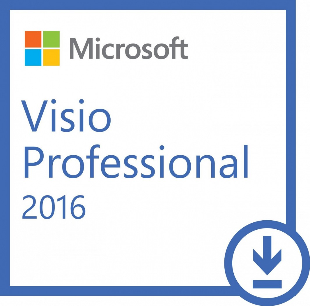 Buy cheap MS Visio Professional 2016